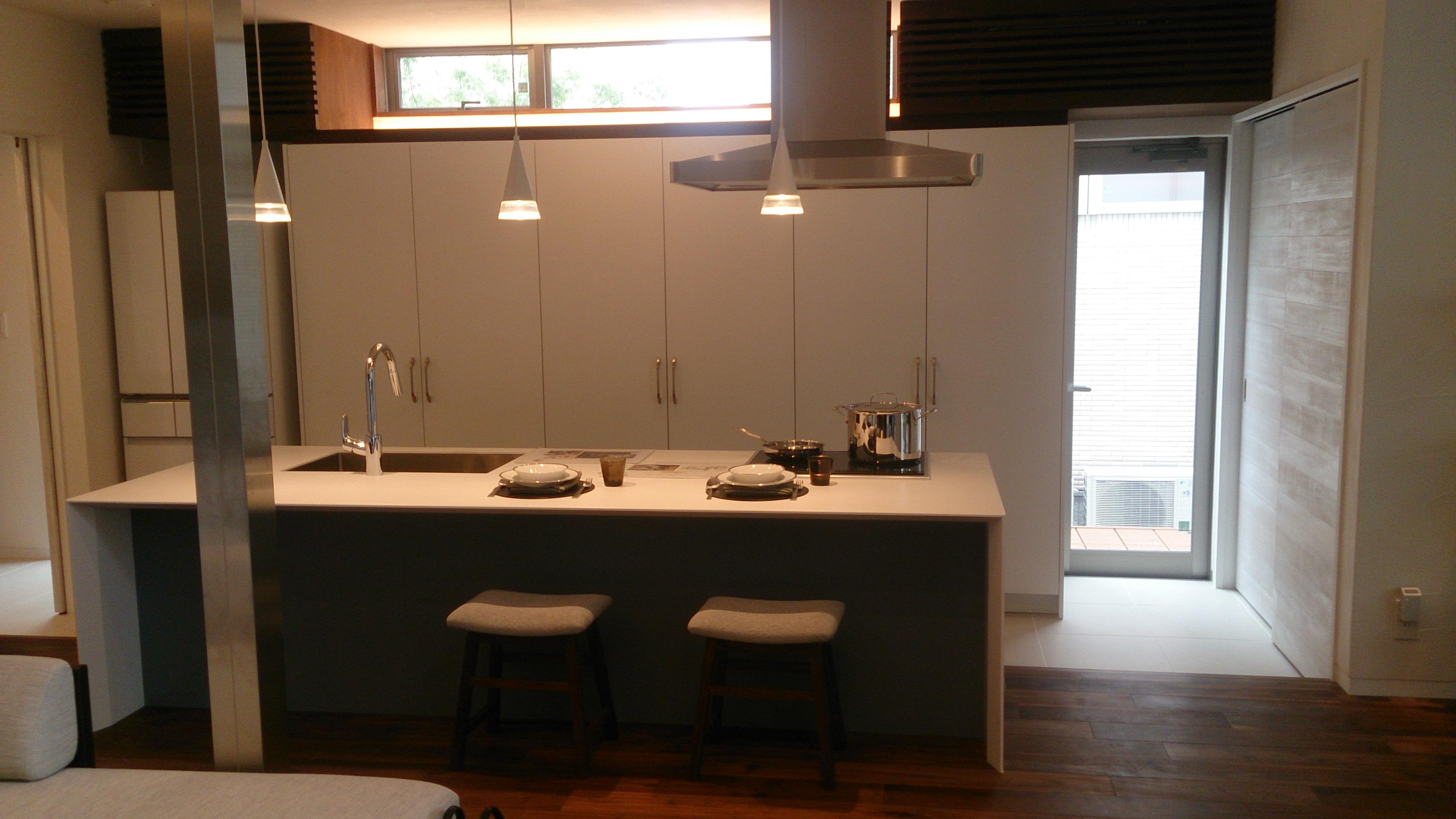 20150622相陽建設モデルハウス(キッチン)