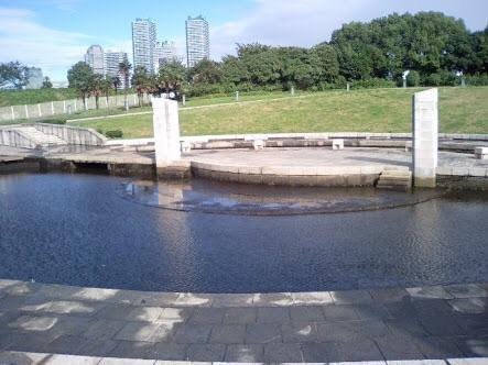 汐入の池ステージの写真