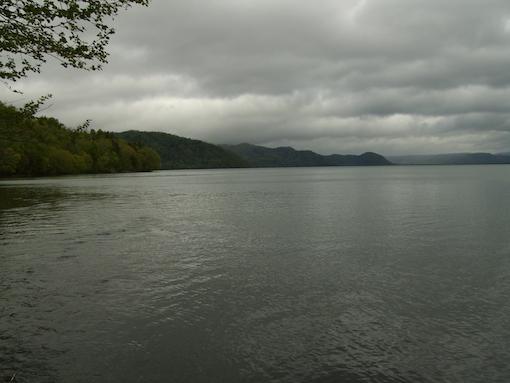 屈斜路湖1