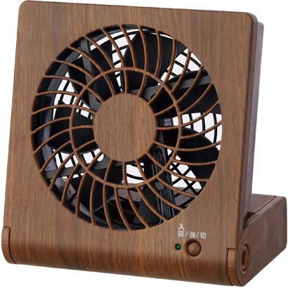 ドウシシャ コンパクト扇風機