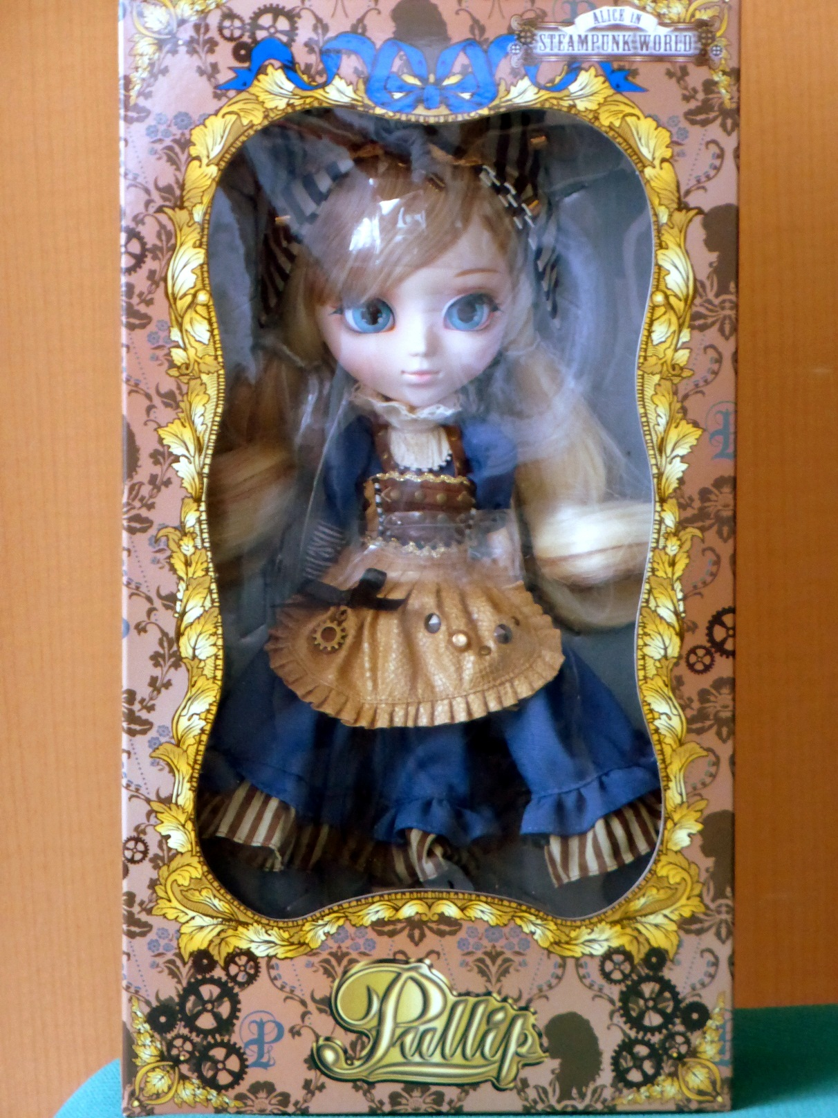 [Juin 2015] Pullip Alice in Steampunk World - Page 2 P-151_4