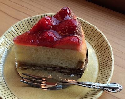 パンドラいちごケーキ