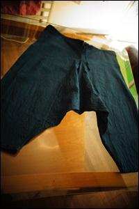 本藍ハーフ