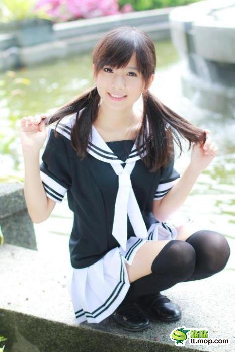 台湾女子大生