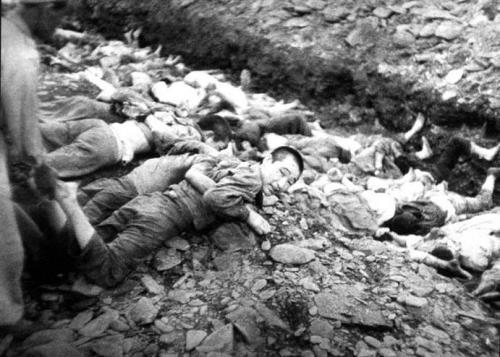 韓国の自国民虐殺1