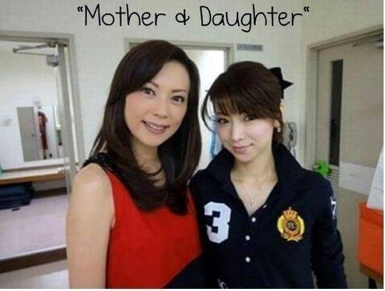 美魔女 どちらが母親? 母娘