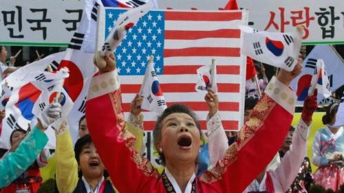 駐韓米国大使回復祈願2