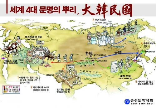 韓国語 世界の言語の起源