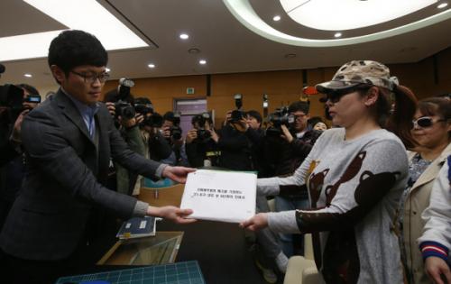 韓国売春婦 憲法裁判所