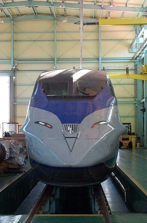 KTX ニダ顔 高速鉄道