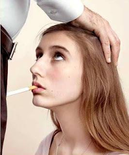 仏 禁煙 フェラ? ポスター