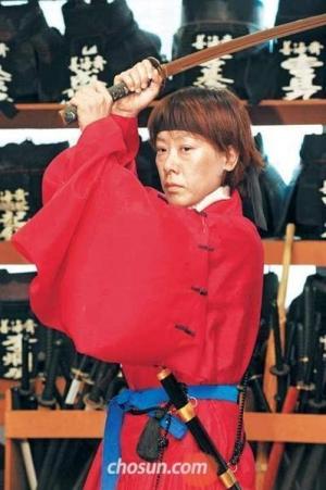 韓国剣道 コムド