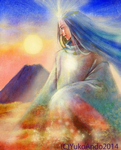 聡明な光と恵みの神