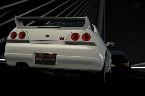 GT6で湾岸の33R(黒木仕様)を製作!