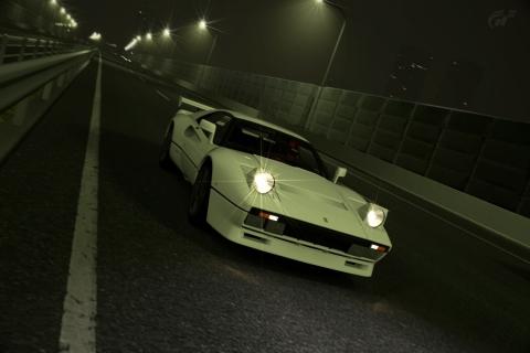 GT6で湾岸のフェラーリテスタロッサ風GTOを製作
