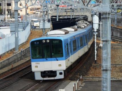 久々の撮り鉄in阪神