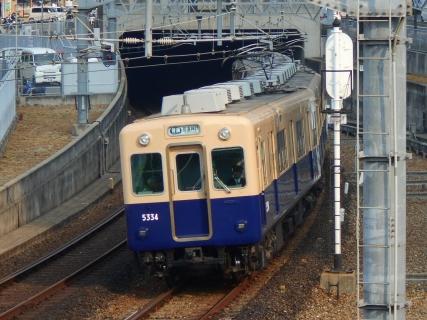 久々の撮り鉄in阪神その1