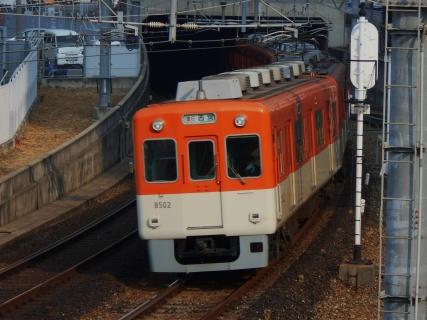 久々の撮り鉄in阪神その2