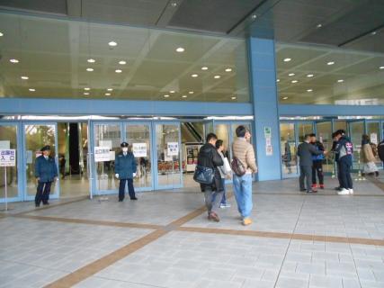 大阪オートメッセに行ってきましたその1