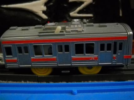 改造プラレール 121系(更新モデル)