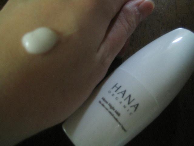 ムーンナイトミルク HANAオーガニック3