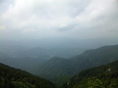 SH3H2153土佐町吉野川側の眺め
