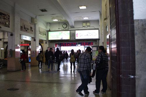 台南駅 (5)