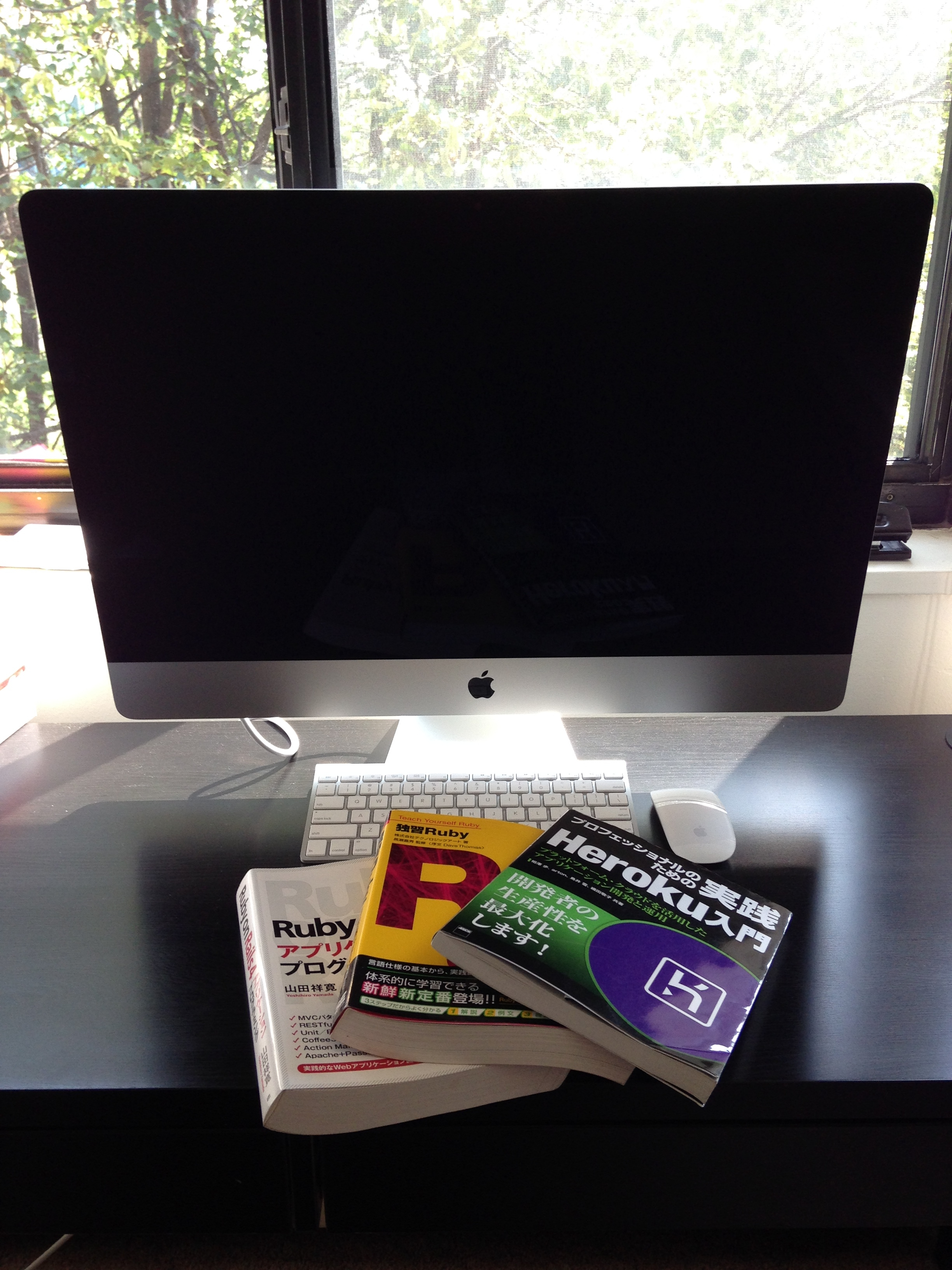 iMac到着