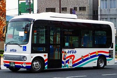 mizunamiコミュニティバス