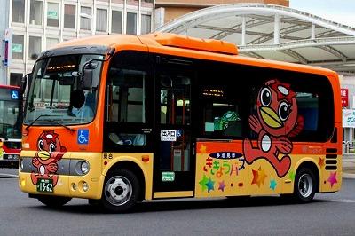 tajimiききょうバス