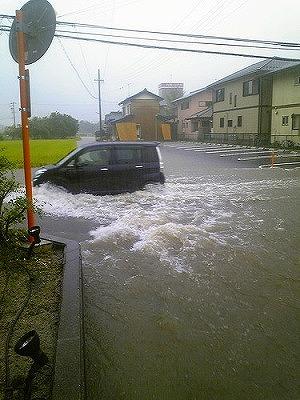 2011台風15号