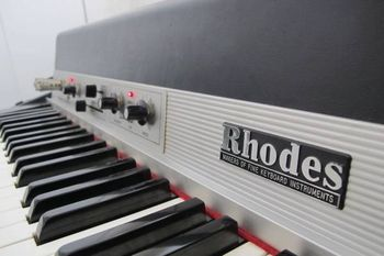 Rhodes Mark Ⅰ 73 Suitcase