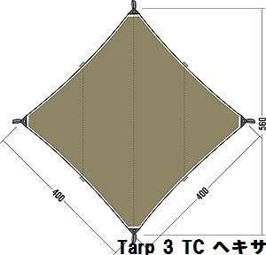 Tarp 3 TC 02