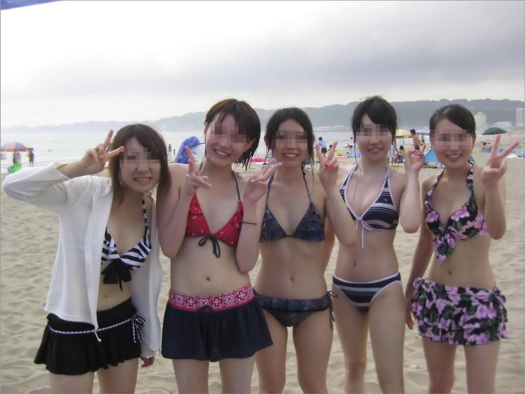 集合写真 水着 女子大生 ミスヤングチャンピオン候補生、45人の美女が水着で大集合 ...