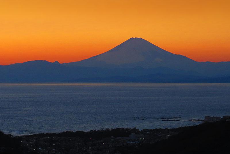 131230国際村からの富士