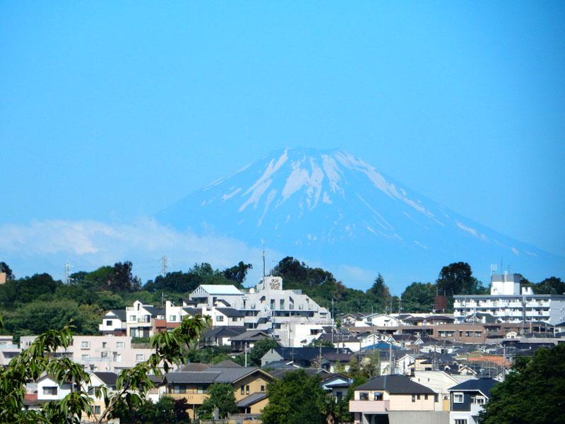150530今日の富士山1