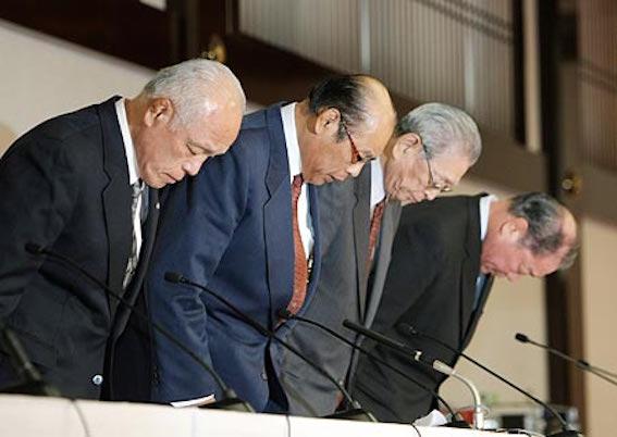 日本大相撲協会 八百長