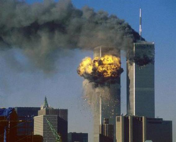 アメリカ同時多発テロ貿易センター
