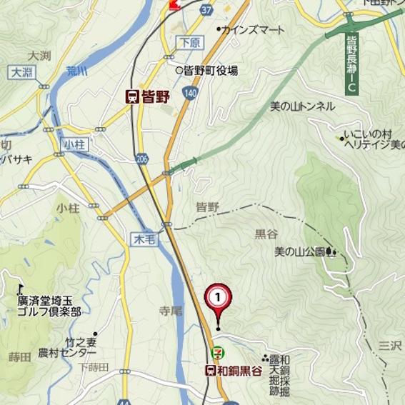 埼玉県秩父市聖神社