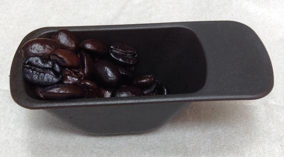 豆の量 図