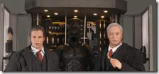 バットマン格納庫サイド