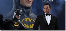 バットマンリターンズ バットマン&ブルース・ウェイン サイド