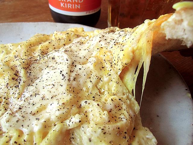 のびるチーズ