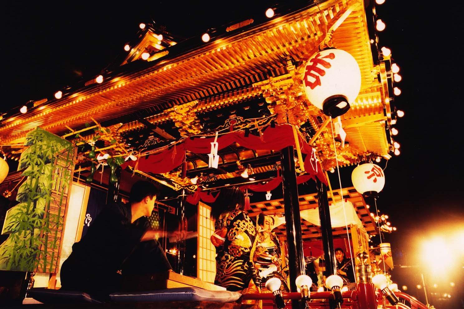 小松市 お旅祭り