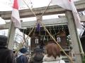 近所の日枝神社