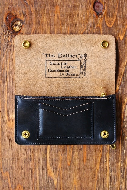 EVILACT CHROMEXCEL LONG WALLET (3)