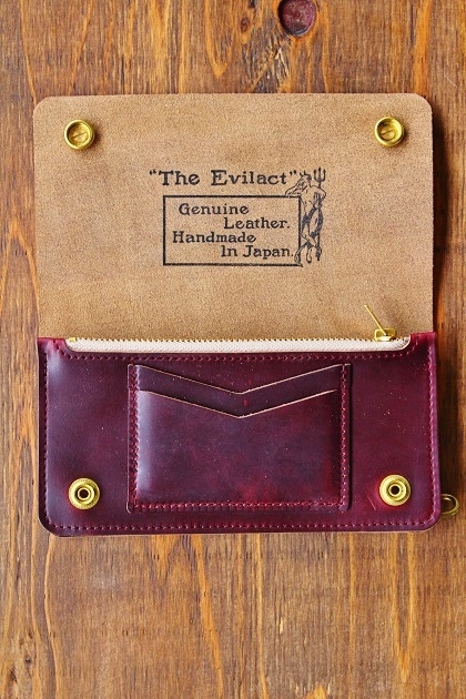 EVILACT CHROMEXCEL LONG WALLET (13)