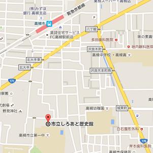 高槻ニュース地図