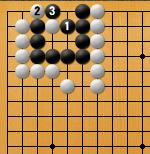 詰碁4_解1