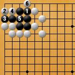 詰碁21_解2